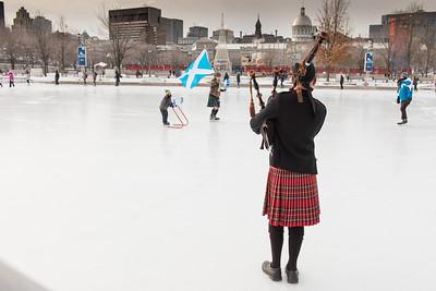 Great Canadian Kilt Skate—Jan. 14, 2017