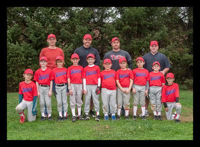 Hampden Fall Baseball