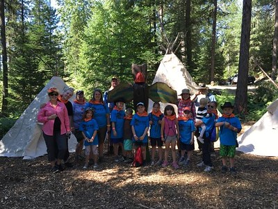 20180712 - Cub Country Family Camp