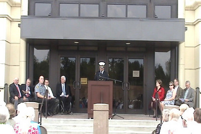 Barrow County Courthouse Dedication Video