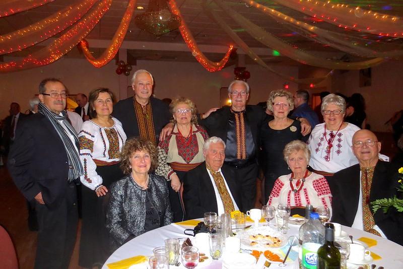 Members of the Ukrainian Volunteer SPIVANKA Group
