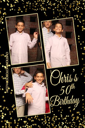 Chris's 50th Birthday