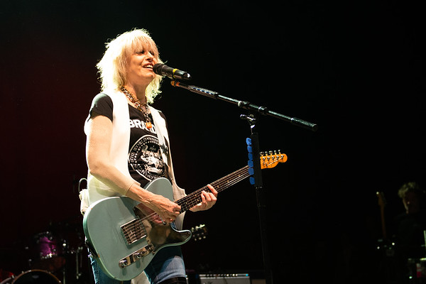 The Pretenders at Brandaid, Shepherd's Bush Empire, 20-11-19