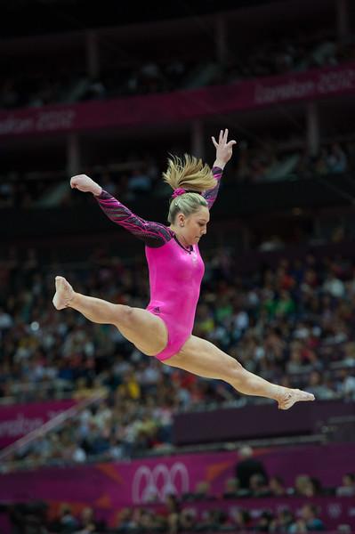 __02.08.2012_London Olympics_Photographer: Christian Valtanen_London_Olympics__02.08.2012__ND43992_final, gymnastics, women_Photo-ChristianValtanen