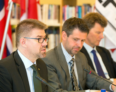 2014-06-23 EFTA Ministerial Meeting, the Westman Islands, Iceland