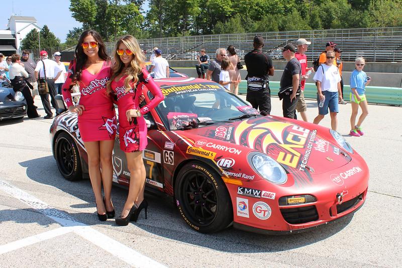 GS Rebel Rock Racing Porsche 997