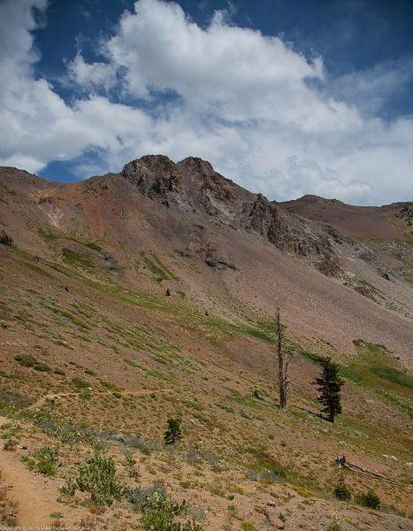 Fourth of July Lake Trail