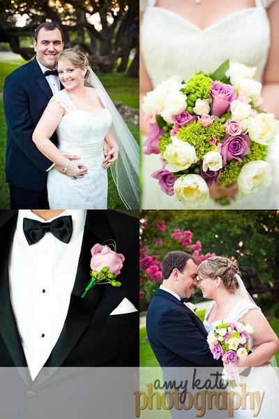 Jessica and Brock's Wedding