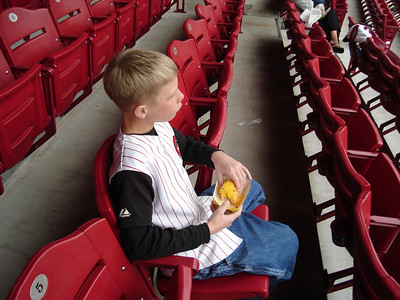 Reds game 2006