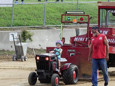 Mini-Tractor-Pull