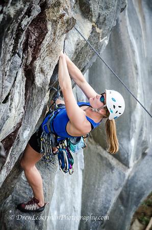 Rumney Climbing Day 5/3/15