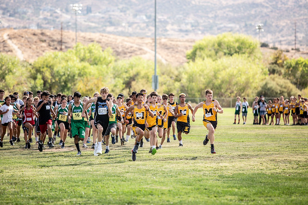 MM Cross Country 2021