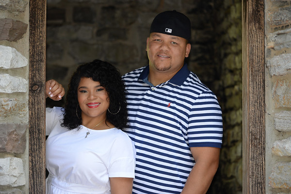 Dannisha and Anthony Engagement