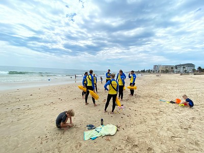 16Feb2020 - Training Hobie Beach