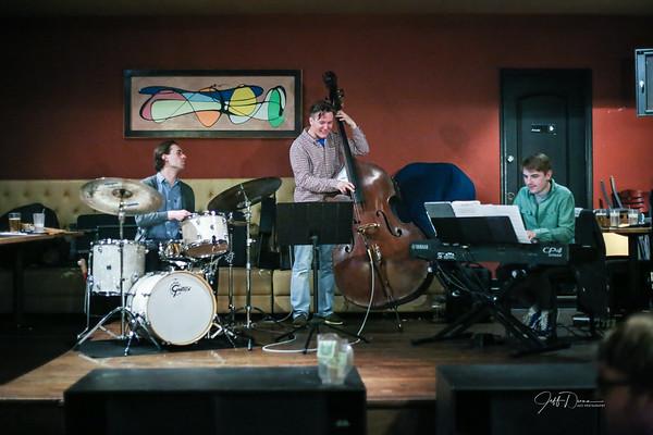 Trevor Lamb Trio - Tony V's - 2-19-2020