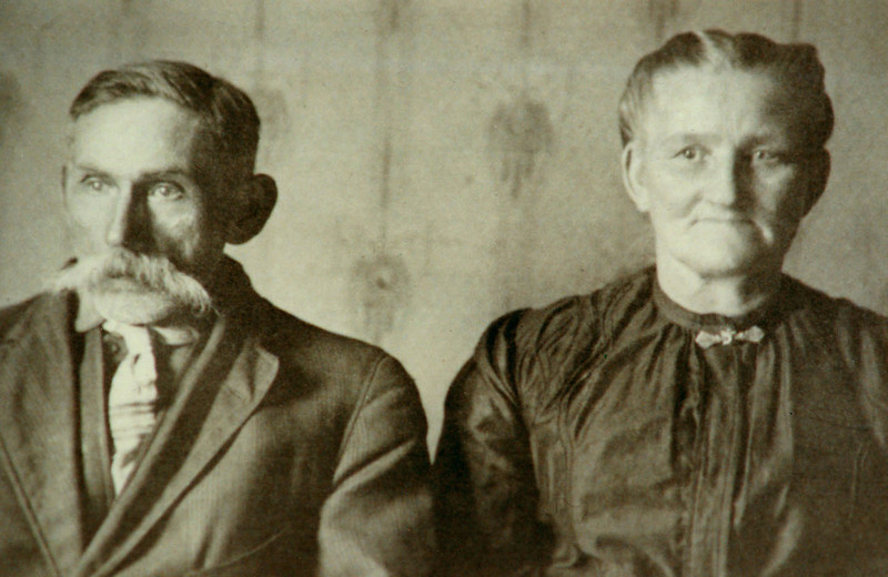 William David and Amelia Clark