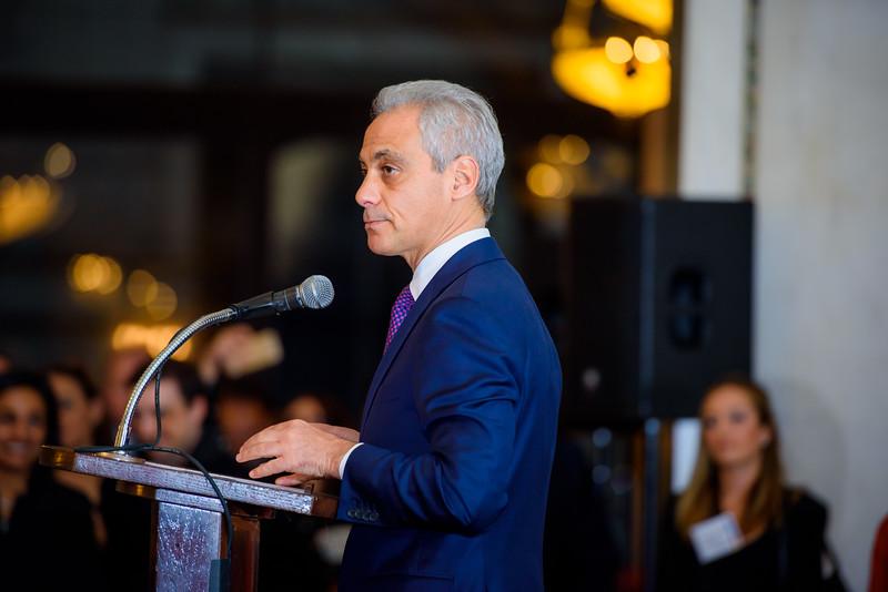 CSCI Annual Membership Reception Celebrating Citizen Diplomacy