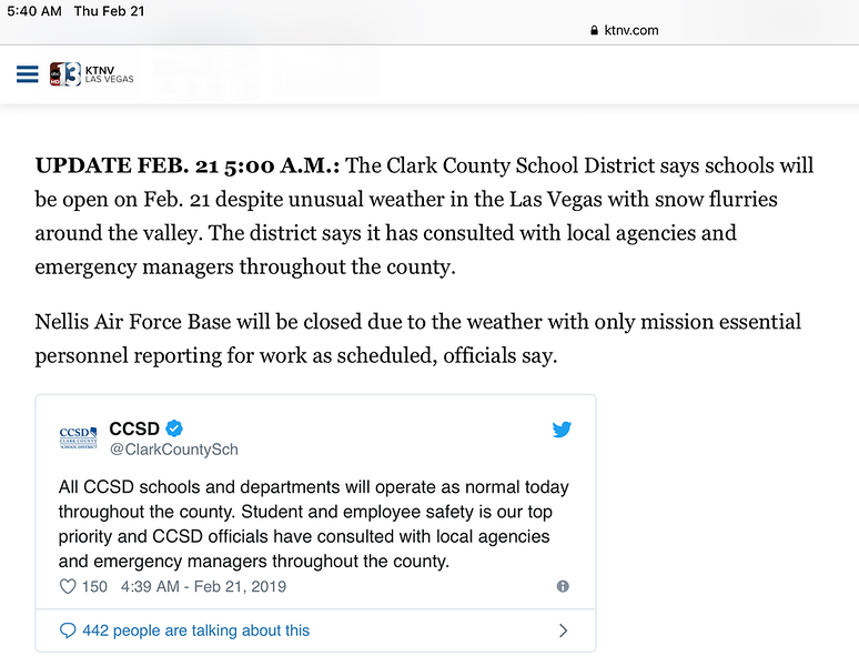 2019-02-21 Real Snow Day Las Vegaa 02 - CCSD a day late