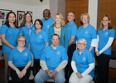 Naperville Township Staff 2015