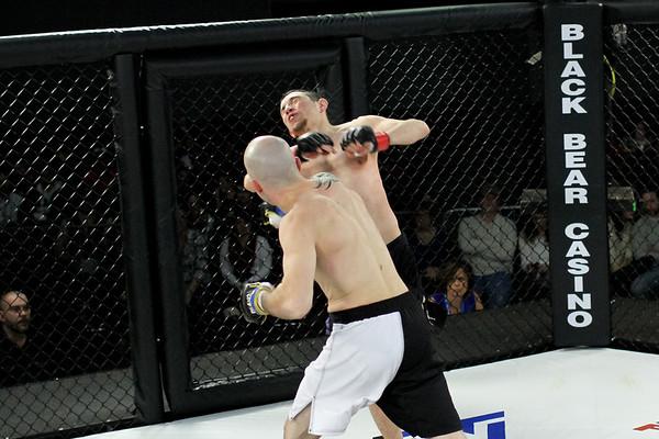 Jesse Wannemacher VS Josh Wolfe