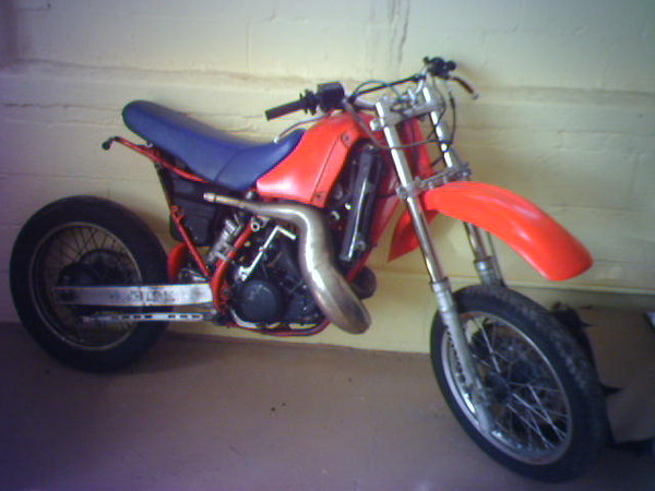 Honda CR500 - My Dirtbike - I need to fix or sell this thing...