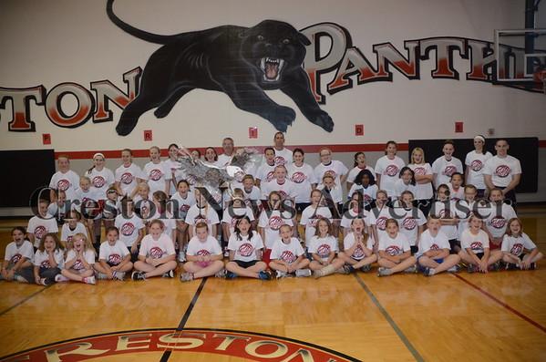 10-24 Girls basketball clinic