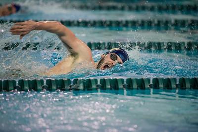 35236 Swimming vs TCU January 2019