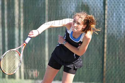 Tennis - Prep School Girls 2011