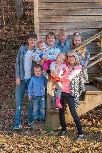 2014-11-22 Byrge Grandchildren