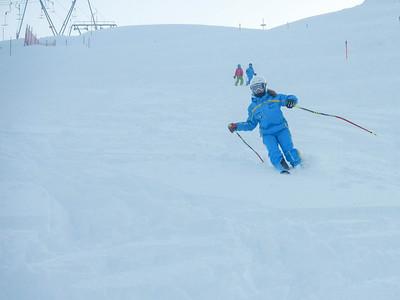Fun im Schnee mit Patricia
