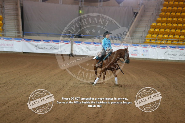 Day Three YWC Reining part two