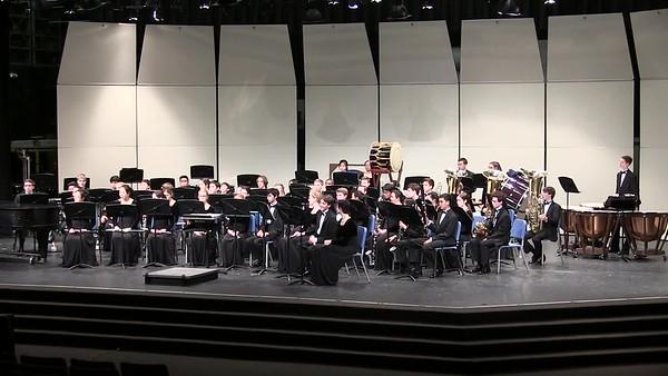 Assessment Concert. Symphonic Band