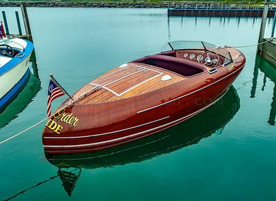 Presque Isle Antique Boat Show