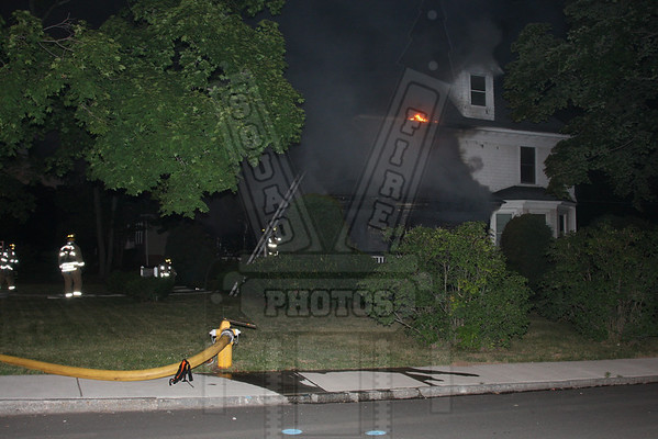 Manchester, Ct 2nd alarm
