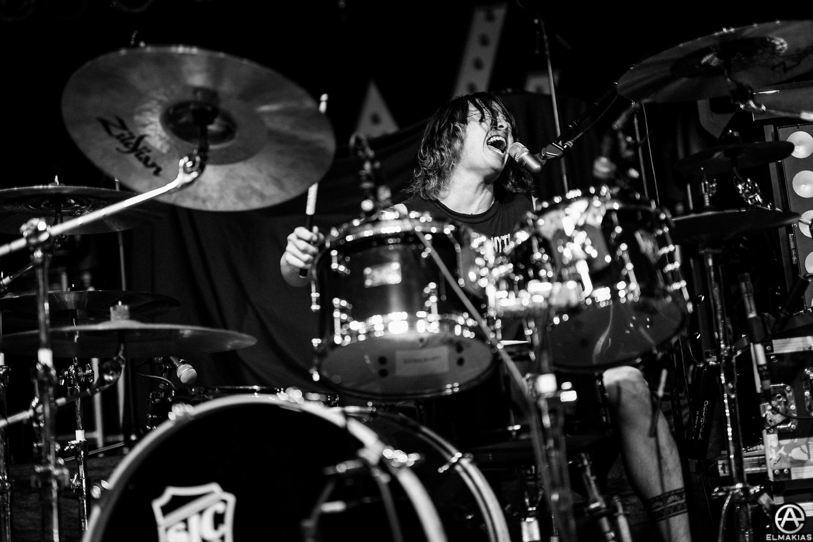 Tomoya Kanki of ONE OK ROCK