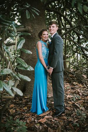 Elizabeth + Jordy Prom 2017