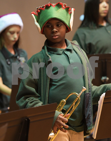Oak Forest Elementary Holiday Concert 12-20-17