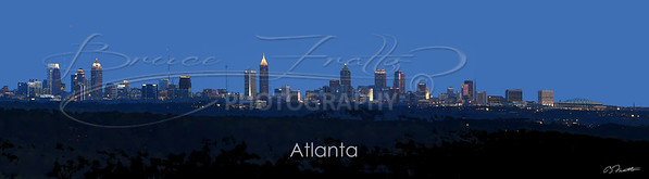 Cityscapes Panoramic Views
