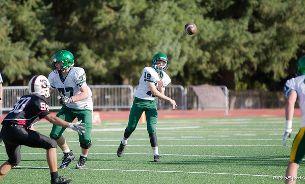 West Linn Freshman vs. Sherwood September 14, 2017