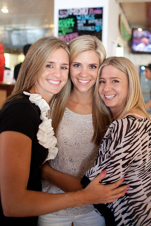 Jenna's Wedding Parties