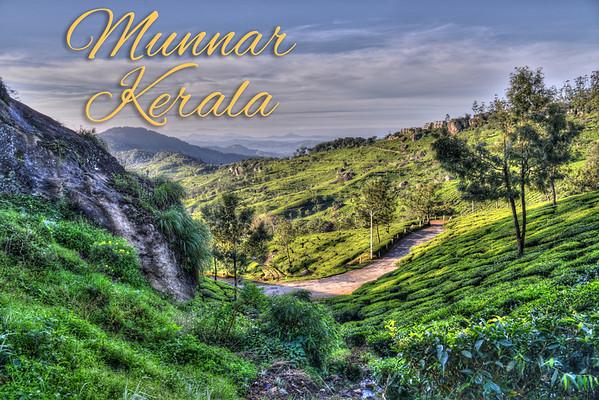 Munnar, Kerala, India, Sep 2013