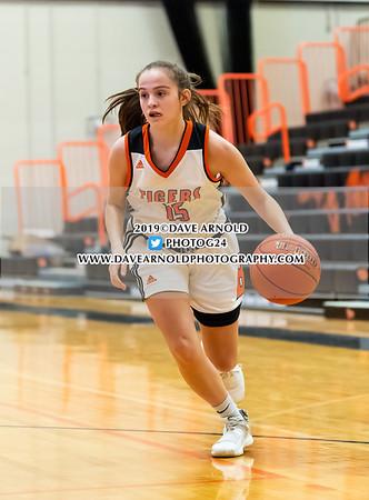 1/11/2020 - Girls Varsity Basketball - Kennebunk vs Biddeford