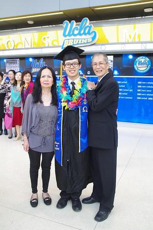 David UCLA Graduation
