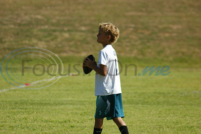 Trinity Valley Community College Youth Football Camp by Travis Tapley