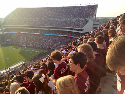 Texas A&M Game Day
