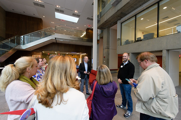 FRIDAY LAW TOWER TOURS AND CLASS RECEPTIONS