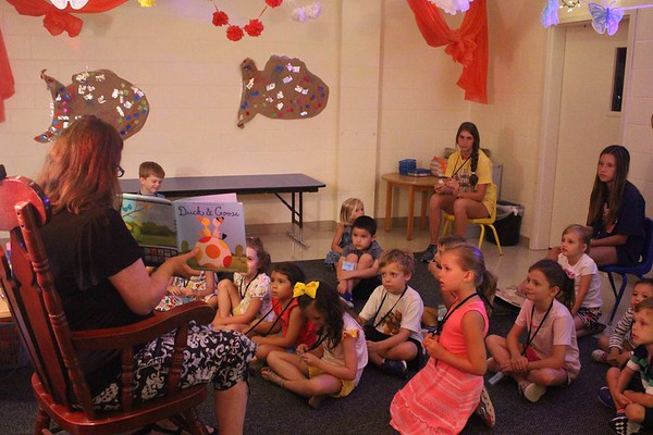 Preschool Camp - July 2019