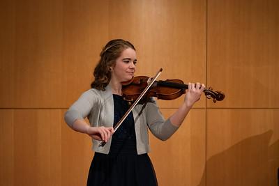 2020 Sarah Bagin Violin Minor
