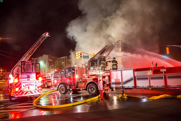 North Bergen NJ 3rd alarm, 8200 Kennedy Blvd. 08-29-15