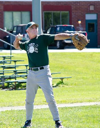 Woodstock Alumni Baseball